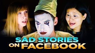 Download The Guy Who Only Posts Sad Stories On Facebook Video