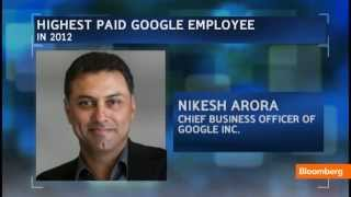 Download Google's Best-Paid Employee: Chief Business Officer Nikesh Arora Video