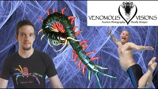 Download Venomous Visions Unboxing - a new jewelled invert Video