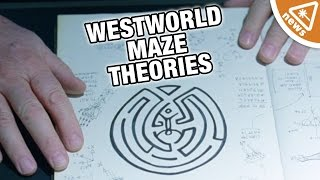 Download 3 Big Westworld Maze Theories! (Nerdist News w/ Dan Casey) Video