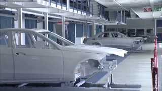 Download Mercedes E-Class Production, Sindelfingen, 2013 - Part 1 Video