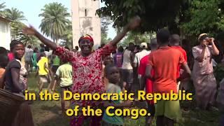Download An Ebola survivor returns home Video
