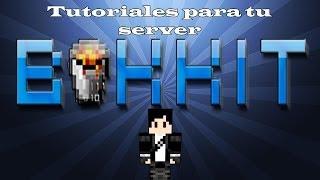 Download Como ponerle LETRAS DE COLORES Y ICONO a tu server de minecraft bukkit [Español] bien explicado Video