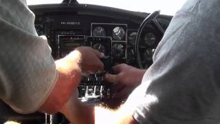 Download B-17 Startup Sequence and Flight From Inside Video