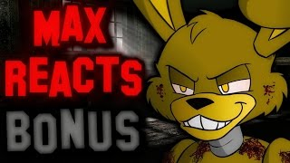 Download Max Reacts Bonus - Trapped Memories - Five Nights At Freddy's (Part 12) [Tony Crynight] Video