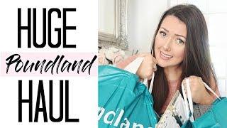 Download HUGE POUNDLAND HAUL | SEPTEMBER 2017 Video