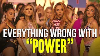 Download Everything Wrong With Little Mix - ″Power″ Video