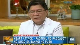 Download Ano ang pinagkaiba ng heart attack sa cardiac arrest? | Unang Hirit Video
