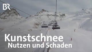 Download Wie umweltschädlich ist Kunstschnee? | Gut zu wissen | Skifahren Video