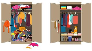 Download You'll Never Have to Do a Closet Purge Again If You Do THIS Every Day Instead Video