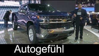 Download 2019 Chevrolet Silverado REVIEW all-new - NAIAS 2018 - Autogefühl Video