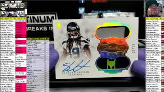 Download 2018 Flawless NFL 2 Box Case PYT #83 Video