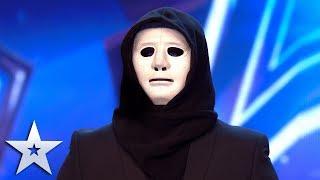 Download All of Masked Magician X's BGT Performances   Britain's Got Talent Video