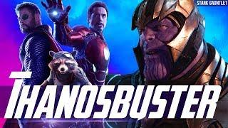 Download Iron Man & Rocket Make Asgardian Stark Tech & Infinity Gauntlet in Avengers Endgame Video