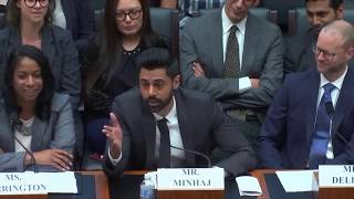 Download Hasan Minhaj's testimony before Congress on the student loan crisis (read description) Video