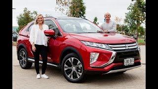 Download Mitsubishi Eclipse Cross Test Drive with Zoe and Ben Video