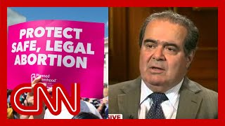 Download Justice Antonin Scalia talks about Roe v. Wade. Video