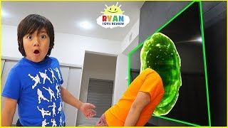 Download Ryan magic TV adventure with Mommy and Daddy! Video