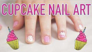 Download ♥ CUPCAKE Nail Design ♥ Video