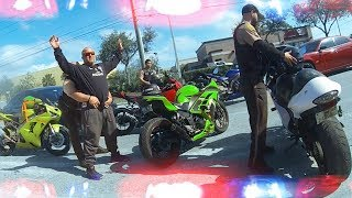 Download Cops Vs Bikers 2018 - Encounters With Police [Ep.#87] Video