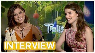 Download Trolls | Anna Kendrick & Lena Meyer-Landrut | Exclusive Interview (2016) Video