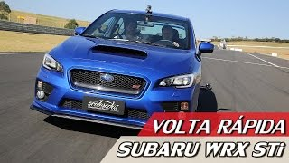 Download SUBARU WRX STI - VOLTA RÁPIDA COM RUBENS BARRICHELLO #46 | ACELERADOS Video