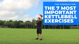 Download The 7 Most Important Kettlebell Exercises. Video