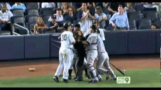 Download Posada brawl Yankees vs. Blue Jays Video