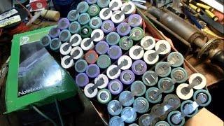 Download DIY 55$ 24AH Lithium-Ion 18650 E-Bike battery 100+ Mile Range: complete build Video