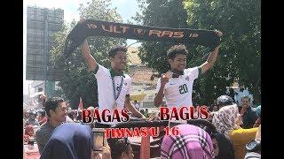 Download Bagas dan Bagus Timnas U16 : Kirab Penyambutan di Alun Alun Magelang Video