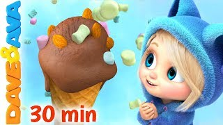 Download 🍰 Baby Songs & Nursery Rhymes | Dave and Ava 🍰 Video