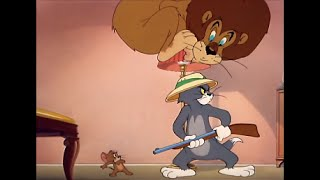 Download Tom and Jerry, 50 Episode - Jerry and the Lion (1950) Video