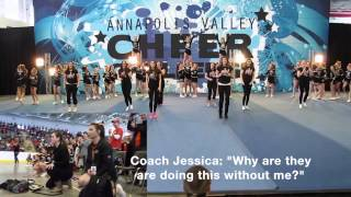 Download 2015 - E & J - Surprise Proposal - West Halifax Cheer Style Video
