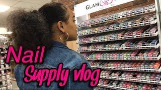 Download Vlog: nail supply run 🏃🏻♀️ Video