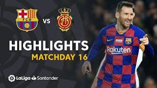 Download Highlights FC Barcelona vs RCD Mallorca (5-2) Video