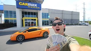 Download I took my Lamborghini to CarMax: This is the cash they offered me Video