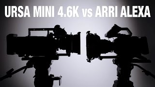 Download Blackmagic Ursa Mini 4.6K vs. Arri Alexa Video