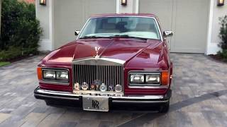 Download 1988 Rolls-Royce Silver Spirit for sale by Auto Europa Naples MercedesExpert Video
