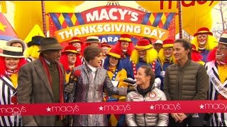 Download Entire 2016 Macy's Thanksgiving Day Parade Video