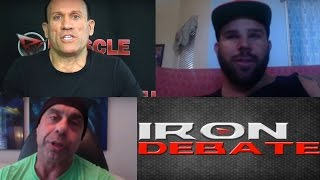 Download Bostin Loyd on 'GEAR TALK': Valuable or Irresponsible? Iron Debate (Powered by Yamamoto Nutrition) Video