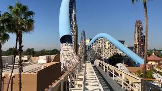 Download California Screamin' POV Roller Coaster Ride - Paradise Pier, Disney California Adventure 2017 Video