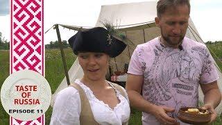 Download Borodino II: French Onion Soup & Buckwheat Kasha on the battlefield - Taste of Russia Ep.11 Video