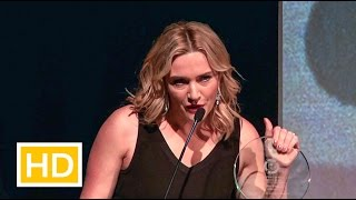 Download Kate Winslet remembers Alan Rickman with a funny story, praises Boyle, Fassbender Video