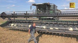 Download Fendt Mähdrescher 9490x ATRAK Raupen - Weizenernte - Biggest Fendt combine harvests wheat Video