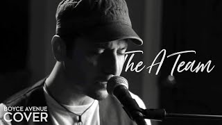 Download The A Team - Ed Sheeran (Boyce Avenue piano cover) on Spotify & Apple Video