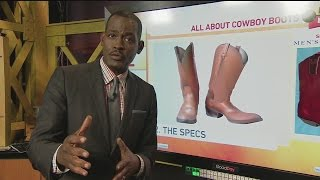 Download Manly Minute: Cowboy Boots Video
