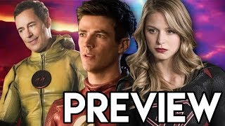 Download Overgirl & Earth X Unmasked Villains - The Flash Season 4 Supergirl Arrow Crossover Preview Video