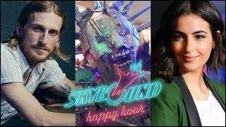 Download THE GOVERNOR: Walking Dead Cocktail w/ Alanna Masterson & Austin Amelio Video
