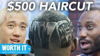 Download $15 Haircut Vs. $500 Haircut Video