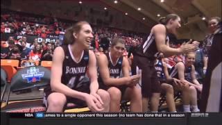 Download Womens NCAA Basketball - 1st Round - St Bonaventure vs Oklahoma State (2016) Video